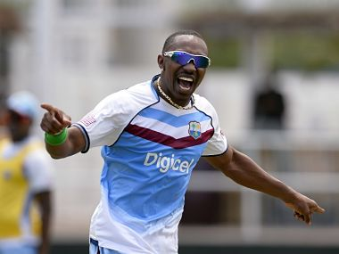 Dwayne Bravo. AFP/File photo