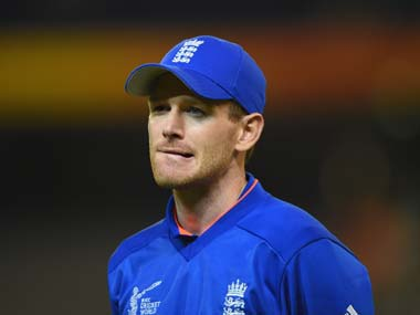 File photo of Eoin Morgan. Getty Images