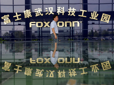 Foxconn may back out from investment in Maharashtra. Reuters