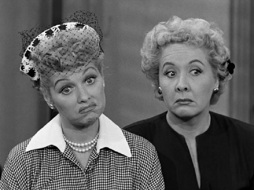 Still from 'I Love Lucy'