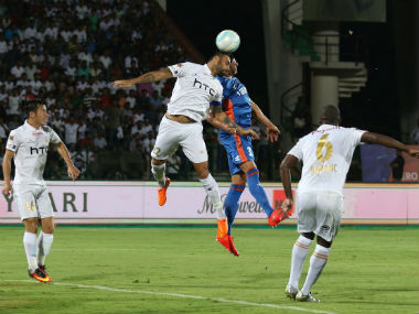 Sen said one expected less of aerial balls and more of ground passing in ISL. Sportzpics