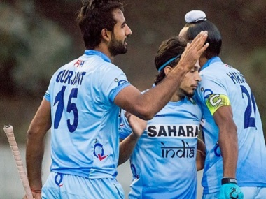 The Indian junior hockey team did well at the Austalian Hockey League. Image courtesy: Facebook