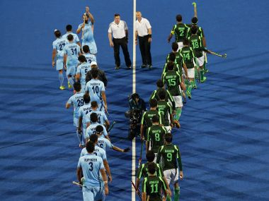 File photo of India vs Pakistan. Getty Images