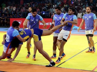 India will face Iran in the final of the 2016 Kabaddi World Cup after 73-20 in over Thailand