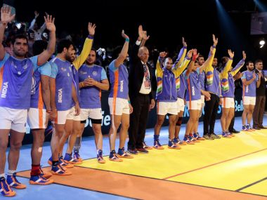 Team India will take on Thailand in the semifinals of the 2016 Kabaddi World Cup.