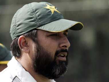 File photo of Pakistan chief selector Inzamam-ul-Haq. Reuters