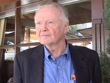 Jon Voight. YouTube