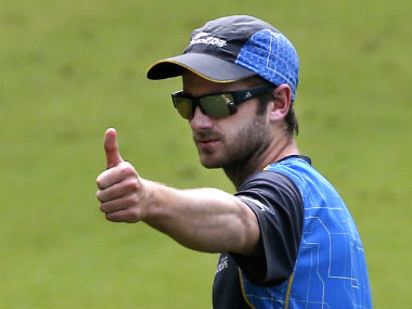 New Zealand skipper Kane Williamson has endured a series of low scores. AP