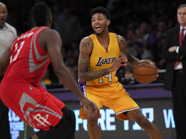 The Lakers sans Kobe Bryant are looking a refreshingly completely different side. AP