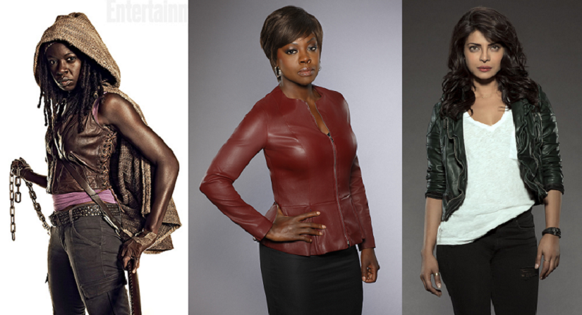 The ruling queens of the small screen come in all shapes, sizes and sexual orientations