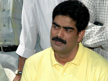A file photo of Mohammed Shahabuddin. PTI
