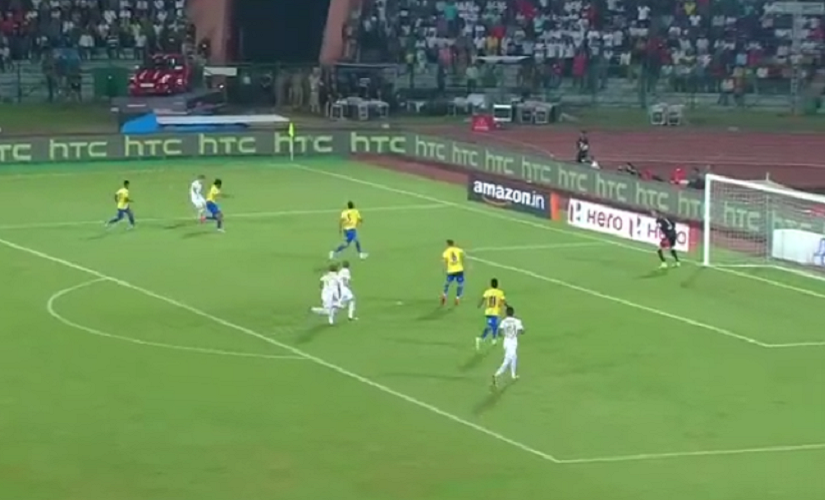 The opening goal also came in similar fashion, after NEUFC found width