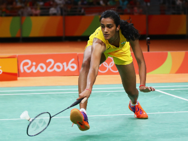 File image of PV Sindhu. Getty Images