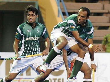 Pakistan. Image courtesy: Malaysian Hockey Confederation via Twitter.