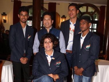 India's medal-winning Paralympians were felicitated by Sachin Tendulkar and other like-minded dignitaries in Mumbai. Twiter