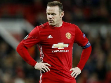 Rooney has been finding it hard to get into the starting eleven for club and country. Reuters