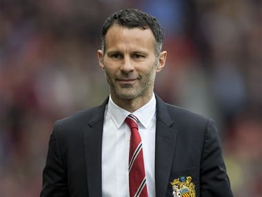 Ryan Giggs wants to resume work, soon. AP
