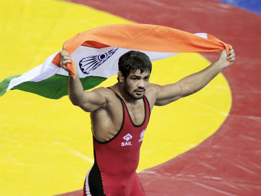 File photo of Sushil Kumar. Reuters
