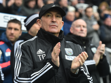 File image of Tony Pulis. AFP