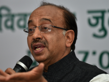 File image of Vijay Goel. AFP
