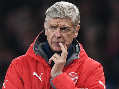 File image of Arsene Wenger. AFP