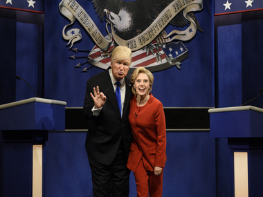 Don't miss the post debate SNL/ Reuters