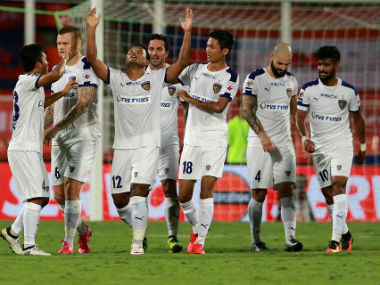 The whole Chennaiyin FC team is weighing in to replace the duo of John Mendoza and Elano. ISL