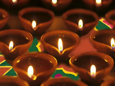 The humble diya is one of he most enduring symbols of Diwali. Image courtesy News 18