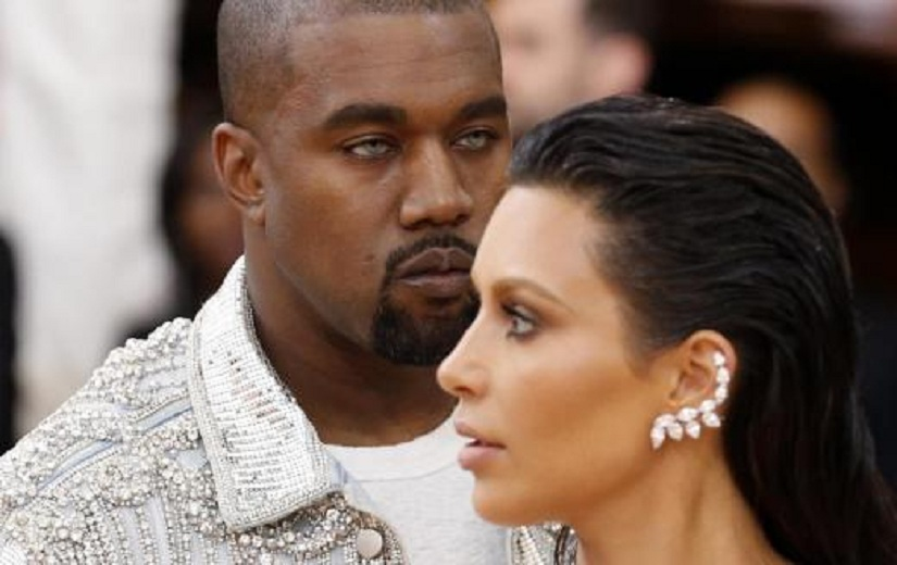 File Photo of Kim Kardashian and Kanye West. Image courtesy: Lucas Jackson/Reuters