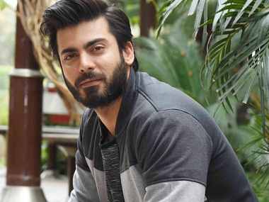 Fawad Khan. Image courtesy News 18