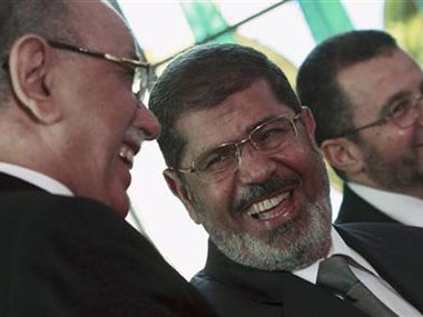 File image of Mohamed Morsi. Reuters