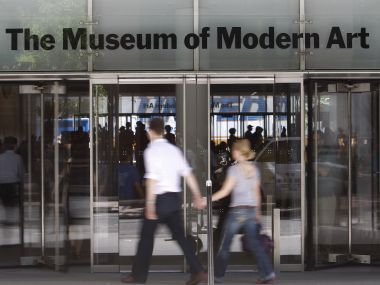 The Museum of Modern Art in New York. Reuters