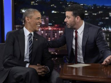 President Barack Obama on Jimmy Kimmel
