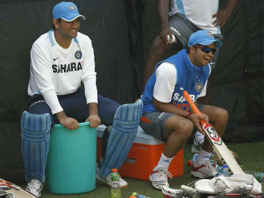 File photo of MS Dhoni (L) and Suresh Raina. Reuters