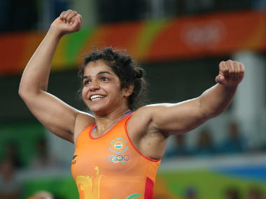 Sakshi Malik sought to steer clear of controversy. Reuters