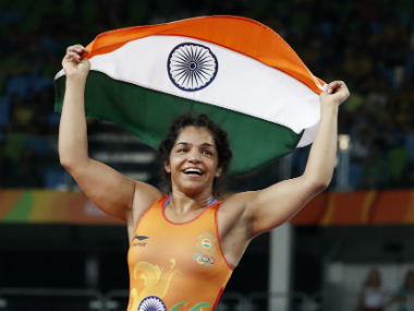 File image of Sakshi Malik. AFP