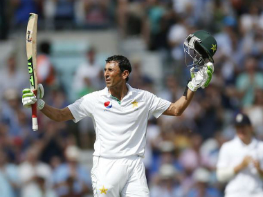 Younis Khan's return will boost Pakistan. Reuters