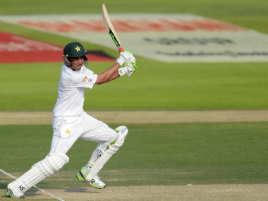 File photo of Younis Khan. AFP