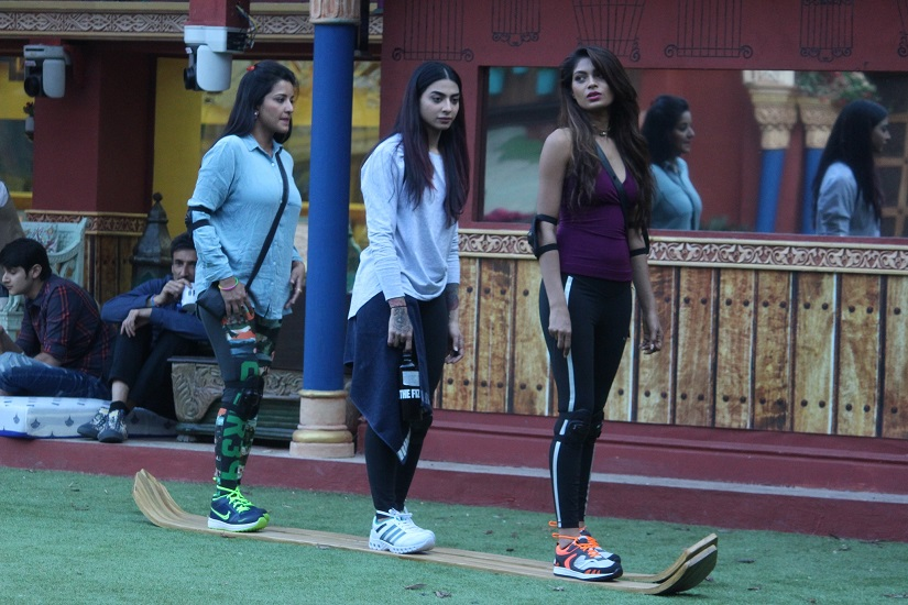 Still from episode 19 of Bigg Boss 10