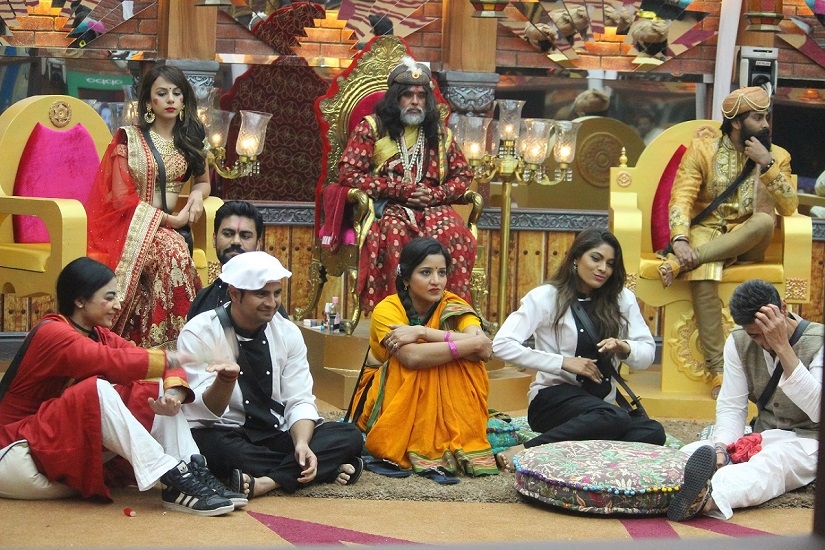 From Bigg Boss 10, episode 17