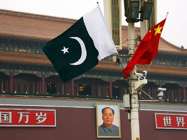 Pakistan and China have gotten closer in recent times. Reuters