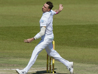 File image of Dale Steyn. AFP