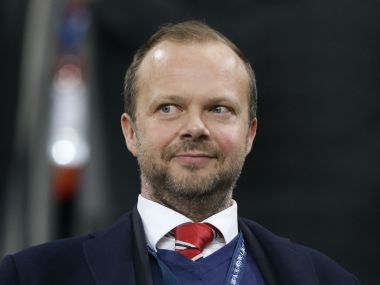 Manchester United executive vice chairman Ed Woodward. Reuters