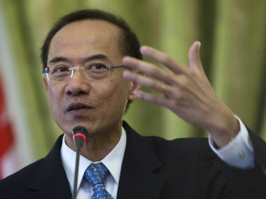 File photo of George Yeo. Reuters