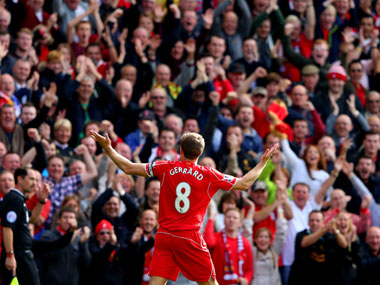 Gerrard-celebrates-Getty