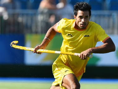 Gurbaj Singh had earlier been suspended from the national side by Hockey India for behavioural problems. AFP