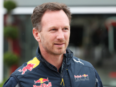 File photo of Christian Horner. Reuters