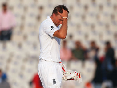 Joe Root faces a massive task ahead of him if he is to save England from defeat on Day 4. Reuters