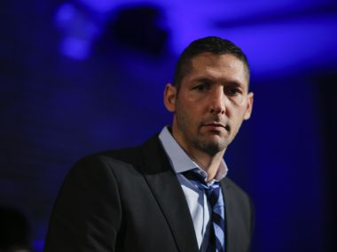 File photo of Marco Materazzi. AFP