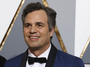 Mark Ruffalo. Reuters